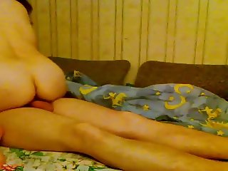 Riding and cum in pussy!