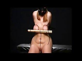 Breast Bondage and Torture