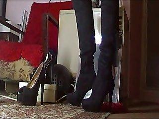Cum on High Heels Mix 148