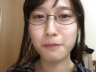 japanese with glasses