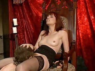 Mistress Madeline .The Prostate Milking Queen