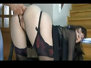 Dirty Cougar Loves Anal BVR