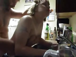 That Was Great Kitchen Fuck