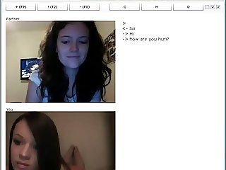 Beautiful girls on chatroulette
