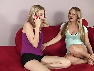 Seduced by a real Lesbian. B & S