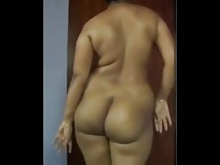 Big TAB Indian mature Dancing