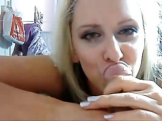 German slut facial sperm explosion