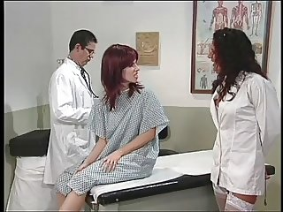 Nurse, Doctor & Patient 3-Some