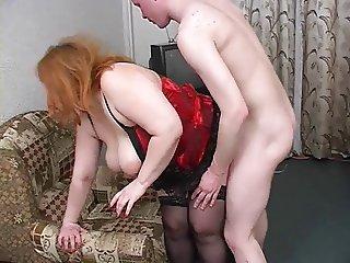 Russian mom 12