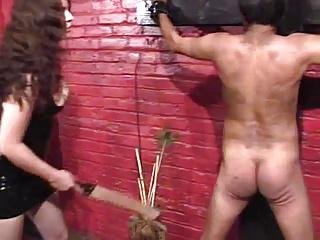 Spanked for Skipping Chores