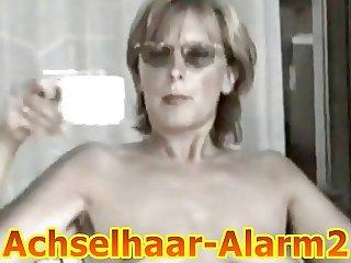 ACHSELHAAR-ALARM - Hairy Armpits Compilation 02
