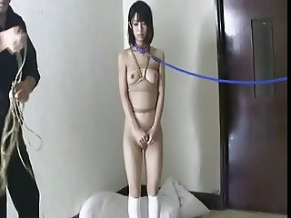 Another Asian In Bondage