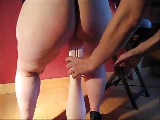 Huge Dildo for a Lady with Big Butt