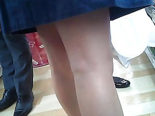 Upskirt  with