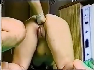 Japanese wife submissive fisted