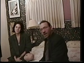 cute virgin brunette sucks and fucks with old ed