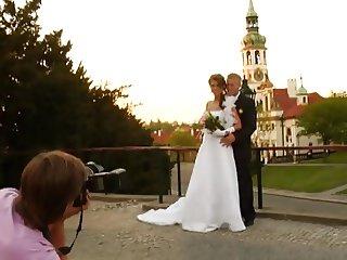 So muss man eine Braut ficken