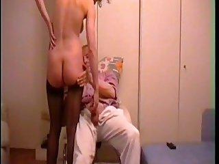 Marta Pusa Popovici, Nutte aus Sibiu Romania und ihr Arsch