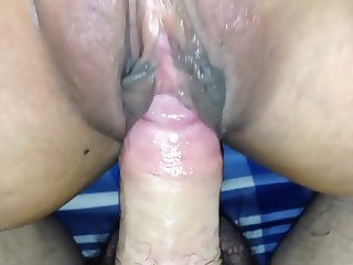Hot Puerto Rican Milf Loves It Raw