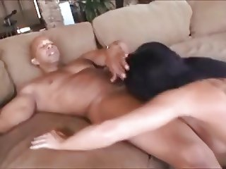 WHITE GIRLS SUCKING AND RIMMING BLACK GUYS