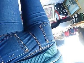 spy jeans sexy teens ass romanian
