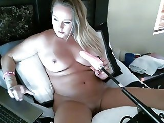 Amateur machine cock