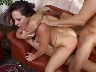 Hot Bitch Gets DP