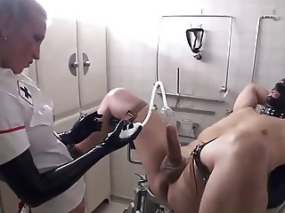 Femdom Latex Fist by Cezar73