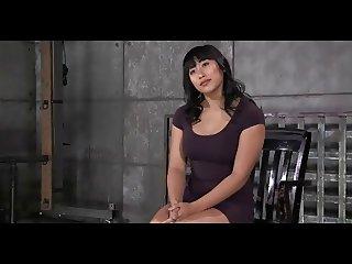 Asian Slut Taking Two Cocks