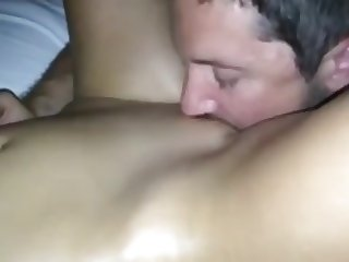 Nice licking