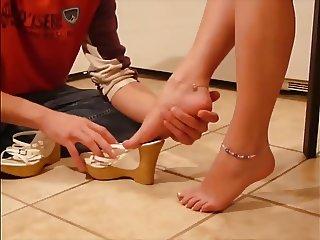 Sensual feet part 1