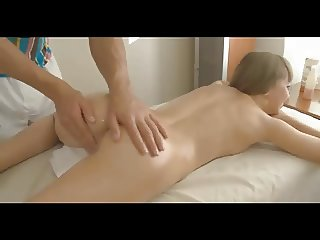 Oil massage ended up having sex.2