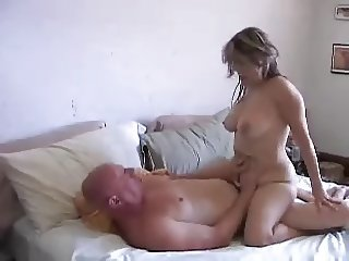 Cougar Fucking Hard BVR