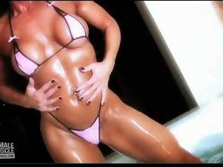 muscle babe lj
