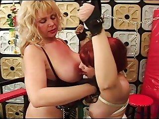 Femdom Milking Big Titties