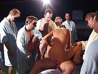 Gangbangparty 159 Herren