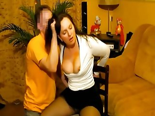 Cheating husband bones neighbor's hot wife