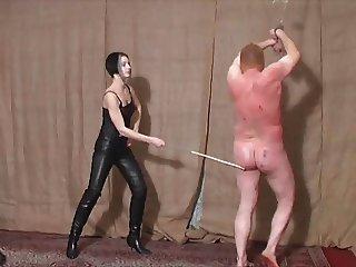 weakling slave