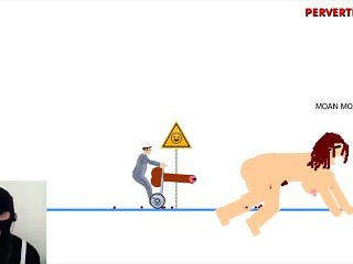 Cartoon Sex: Happy Wheels Pervert Ass Fucking