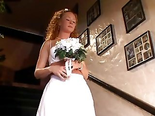 wedding day anal