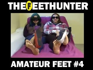 Diosa Susi & Mandy - 2 spanish Goddesses feet, soles and toes