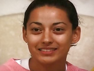 Mexican Paola on W.o.o.d.m.a.n C.a.s.t.i.n.g