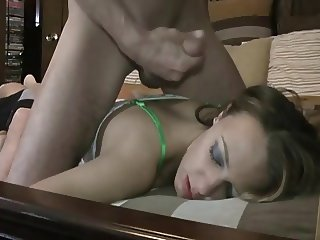 not sister after party massage and fuck x2