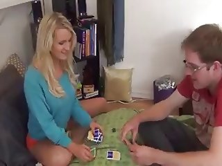 Sexy sister abs not bro play taboo boardgame