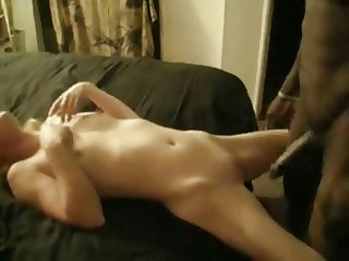 Cheating wife sucks cock like a pro