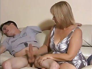 Horny Handjobs-daddi