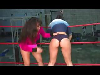 Bare Ass Wrestling