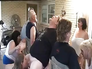 A Blowjob Party (Swingers)