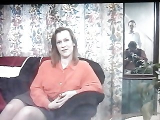 BRITISH MATURE YVETTE WILLIAMS HOME VIDEO Part 1