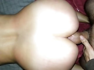 GF assfuck on homemade
